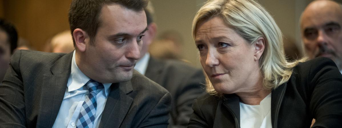Le bureau politique du fn vote la suppression du statut de pr sident d 39 honneur - Bureau du front national ...