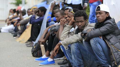 Migrants : Vintimille, le Calais italien