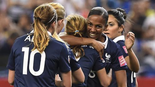 Le football féminin est en plein boum