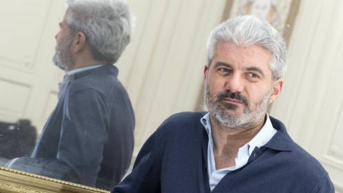 """Laurent Gaudé rassure les candidats du bac: son """"Tigre bleu"""" était bien un animal im"""
