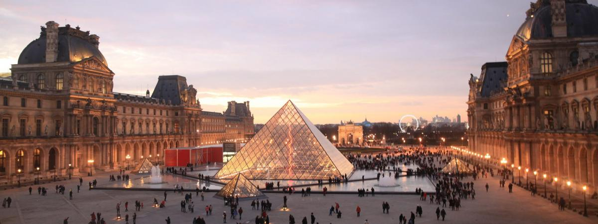 Resultado de imagem para Musee du Louvre