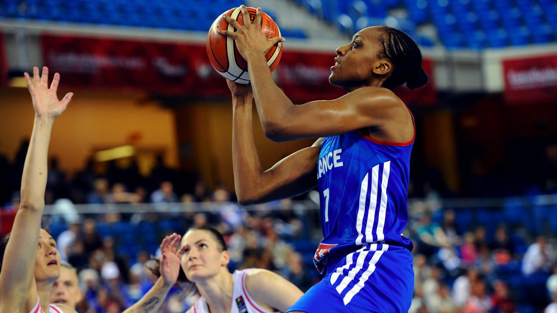 Revivez la finale de l 39 euro de basket f minin france - Finale coupe de france basket feminin ...