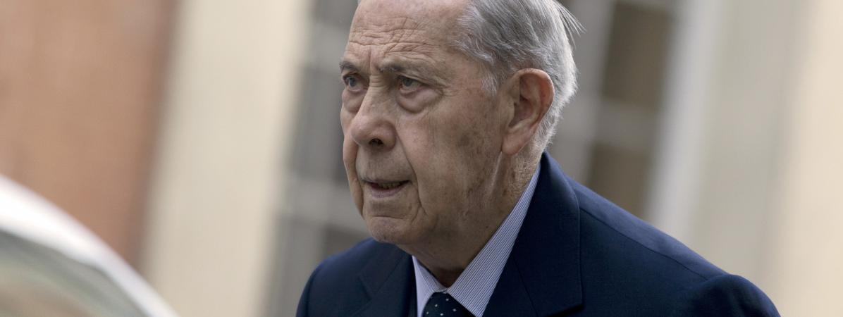 lancien ministre de lintrieur charles pasqua est mort lge de 88 ans