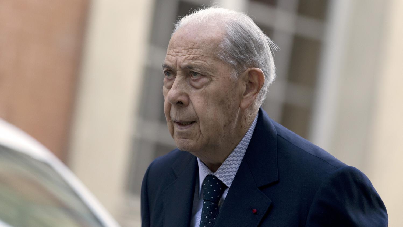 L\'ancien ministre de l\'Intérieur Charles Pasqua est mort à l\'âge de ...