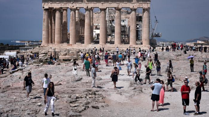 La Grèce va-t-elle devoir vendre son patrimoine ?
