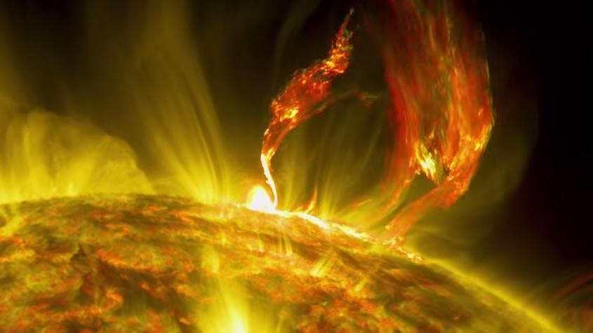 VIDEO. Une éruption solaire filmée par la Nasa 9f48c97ef5e3
