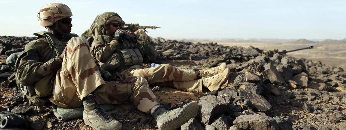 Très Un responsable d'Aqmi tué par l'armée française au Mali LL98