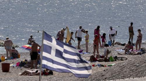 Sur Google, les recherches 'vacances en Grèce' explosent depuis le début de la crise