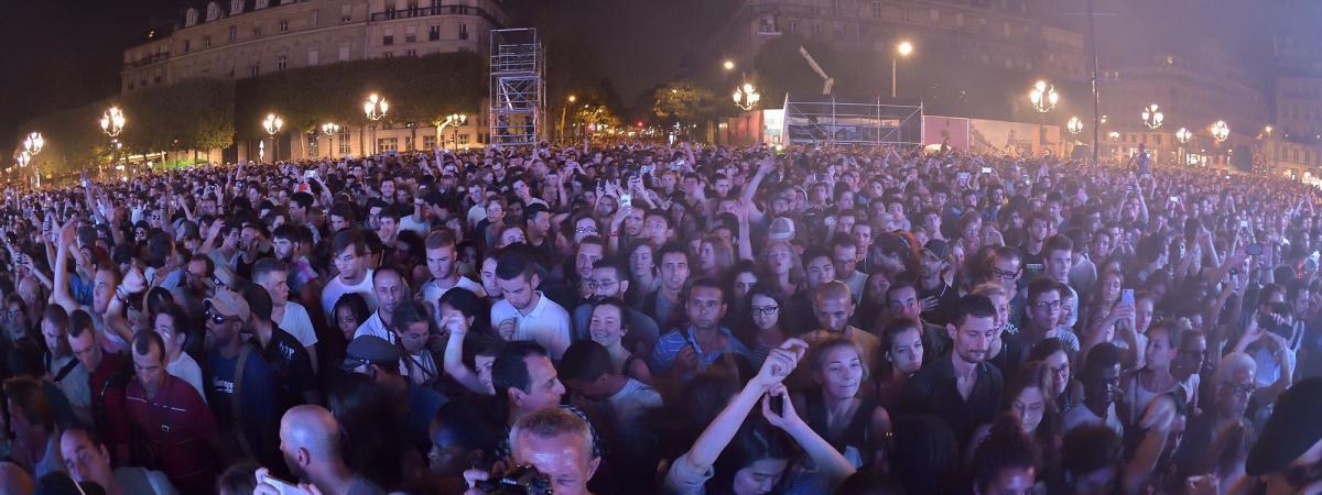 Mika Live Fnac 2015 Paris