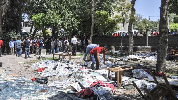 attentat turquie