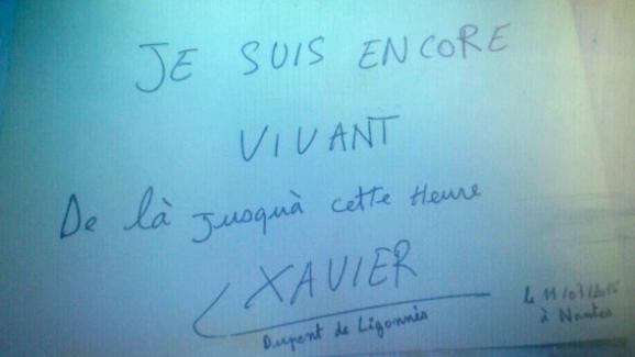 Affaire Xavier Dupont De Ligonn 232 S Pourquoi Ce Nouveau
