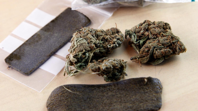 Cannabis Droge