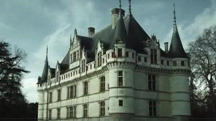 Indre-et-Loire : le château d\'Azay-le-Rideau s\'offre une cure de ...