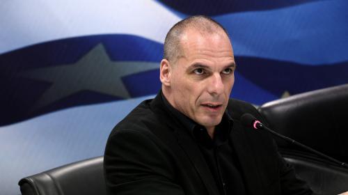 """Varoufakis : """"Dans une crise permanente, la Grèce ne va pas mieux"""""""