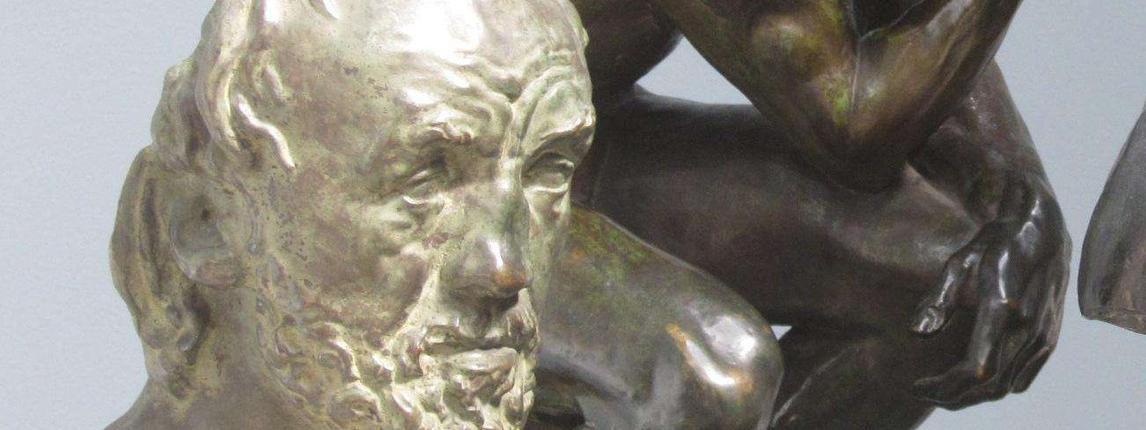 87fa6b18be7 Un buste de Rodin volé dans un musée de Copenhague