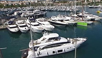 Le plus grand port de plaisance d 39 europe est antibes - Plus grand port de plaisance d europe ...