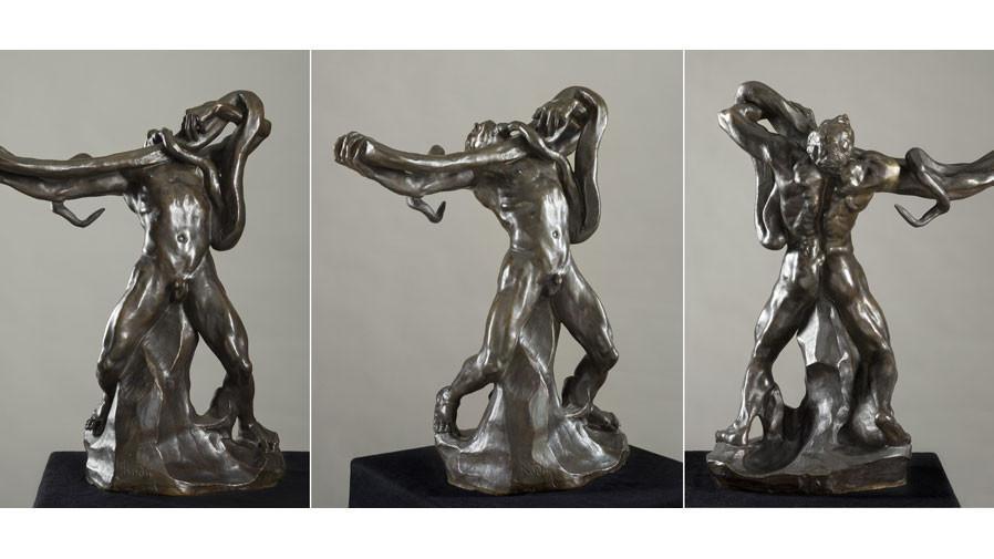 df1f689d24a Un bronze unique de Rodin donné à un musée de Lausanne