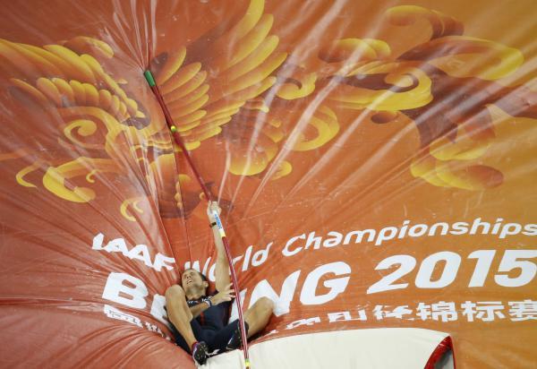 EN IMAGES. Les meilleurs moments des Mondiaux d'athlétisme de Pékin