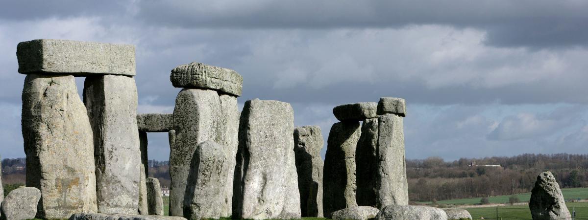 Près de Stonehenge, un monument préhistorique découvert