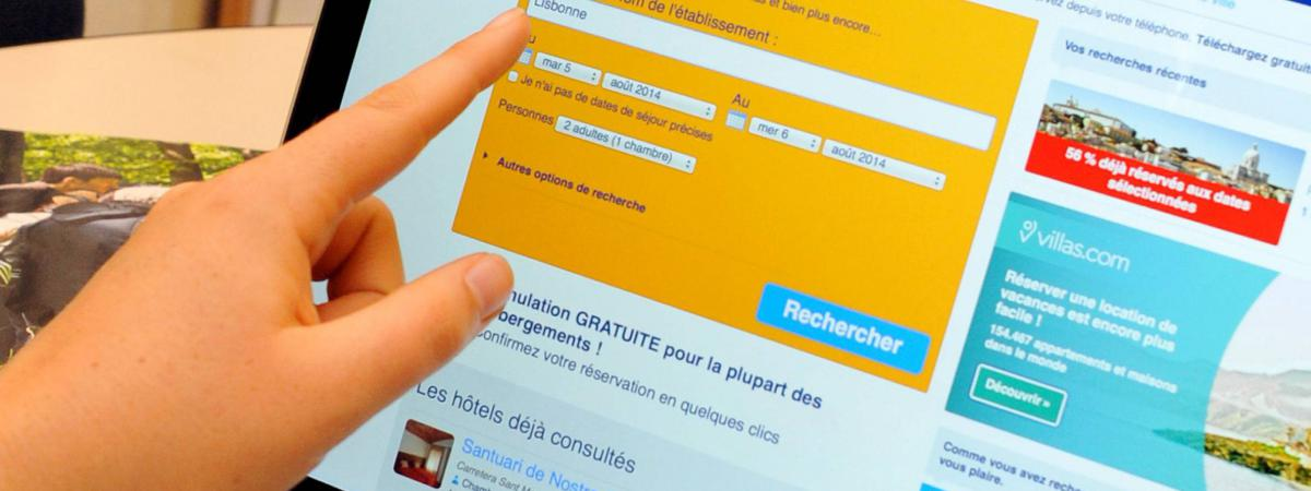 Le site modifie ses clauses commerciales apr s for Le site booking