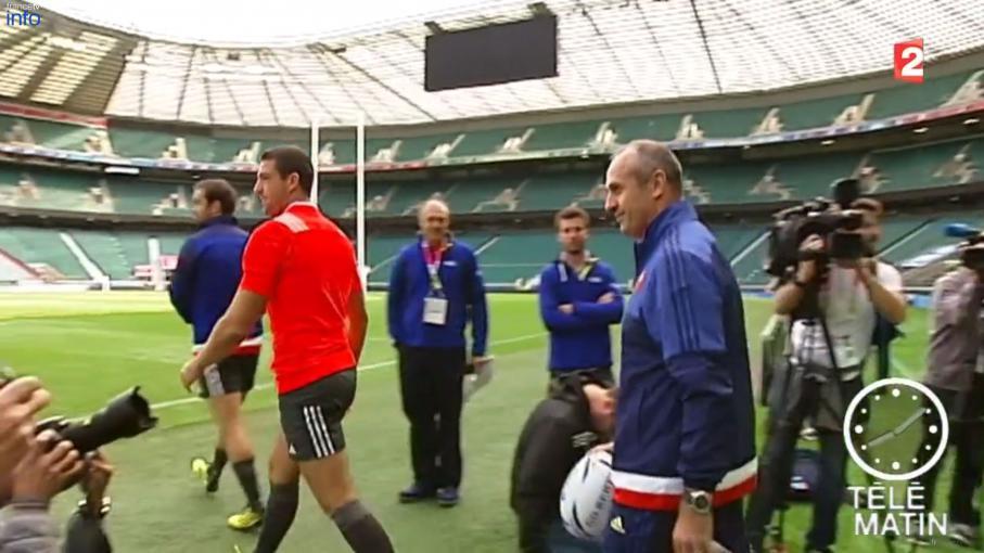 La coupe du monde de rugby commence ce vendredi en angleterre - Coupe du monde de rugby en angleterre ...