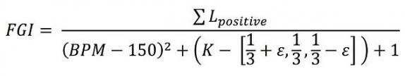 Cette formule mathématique du chercheur Jacob Jolij,détermine les chansons qui rendent heureux.