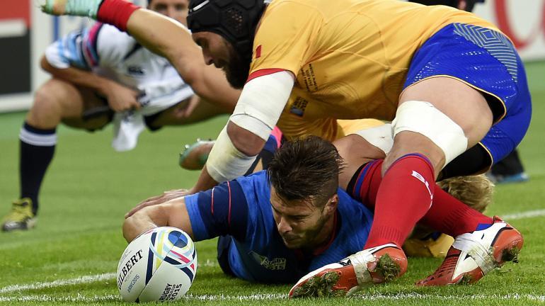 Coupe du monde de rugby revivez le match france roumanie - Les poules de la coupe du monde de rugby 2015 ...