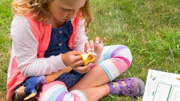 """Un kit """"règles"""" est désormais vendu pour la poupée Lammily."""