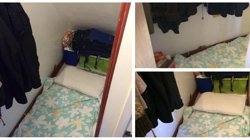Londres une petite annonce pour une chambre louer sous for Sous louer une chambre