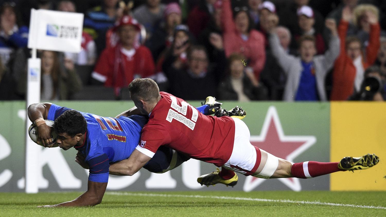 Coupe du monde de rugby revivez la victoire de la france - Coupe de france rugby 2015 ...