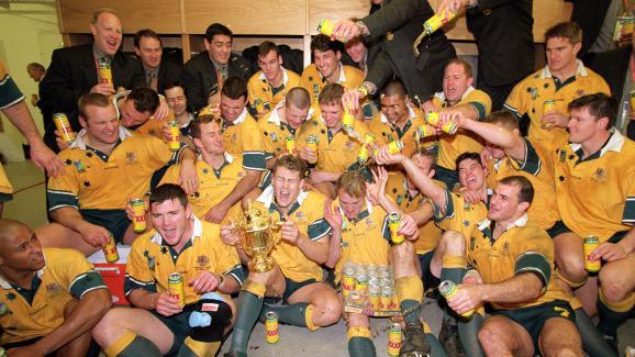 Coupe du monde de rugby pourquoi l 39 australie n 39 arrive pas totalement plaquer la bi re - Rugby coupe du monde 1999 ...