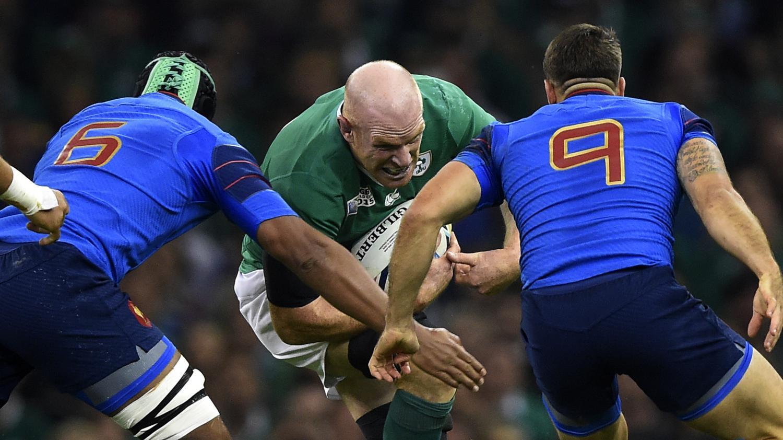Coupe du monde de rugby revivez le match entre la france et l 39 irlande - Jeux de foot match coupe du monde ...