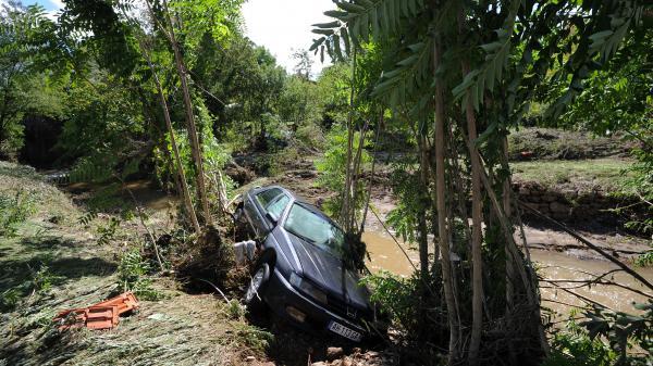 Inondations : le réveil cauchemardesque des habitants du Gard