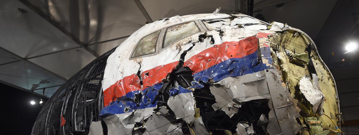 Crash du vol mh17 en ukraine ce que r v le le rapport des experts - Bureau enquete accident avion ...