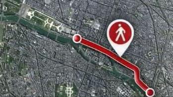 la mairie de paris annonce l 39 interdiction des voitures sur la rive droite l 39 t prochain. Black Bedroom Furniture Sets. Home Design Ideas