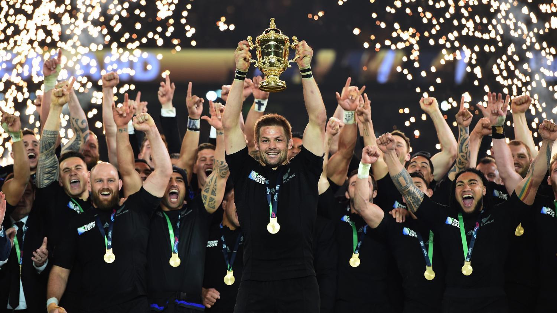 La nouvelle z lande remporte la coupe du monde de rugby en battant l 39 australie 34 17 - Coupe du monde nouvelle zelande ...