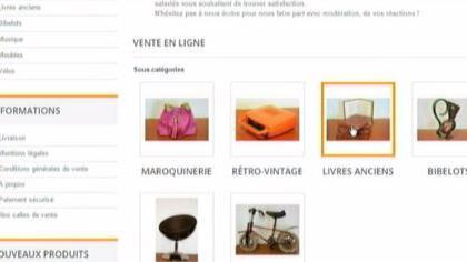 emma s un site de vente en ligne pour moderniser son image. Black Bedroom Furniture Sets. Home Design Ideas