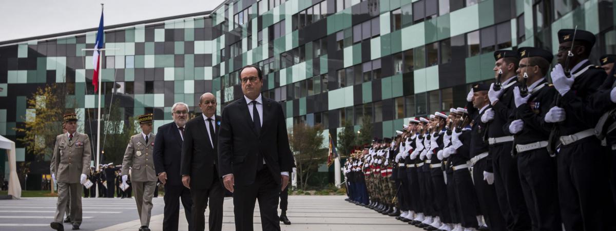 Quatre chiffres sur le balardgone le nouveau minist re for Ministere de defense