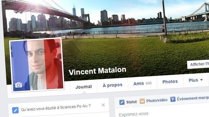 Attentat Facebook: Attentats à Paris : Facebook Met En Place Des Photos De