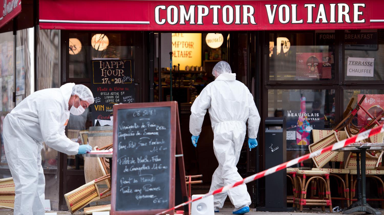 Attentats de paris il a tent de sauver un kamikaze - Le comptoir du petit marguery paris 13 ...