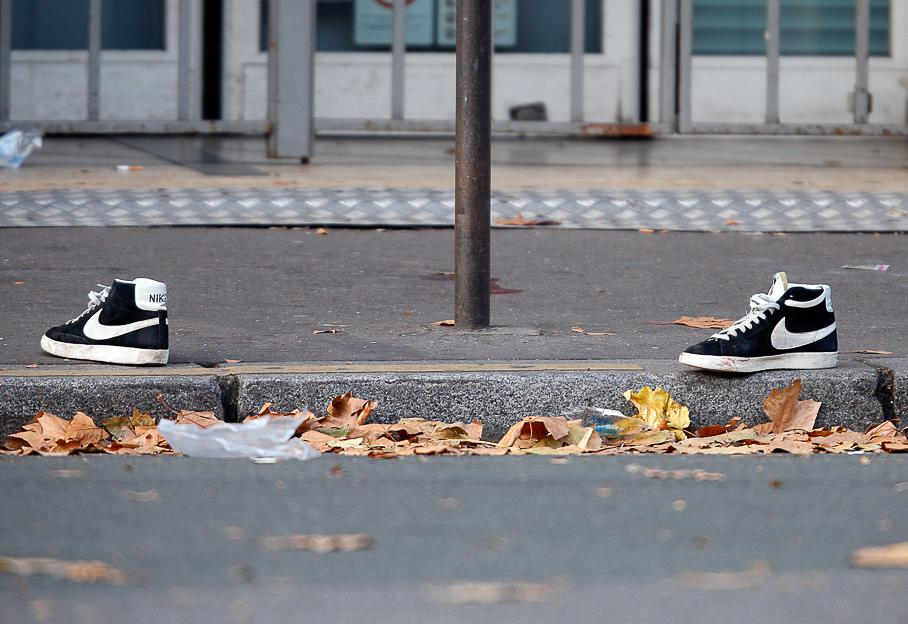 EN IMAGES. Attentats De Paris : Ces Photos Que L'on N