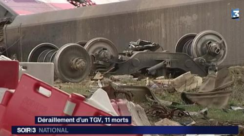 Dramatique accident de TGV près de Strasbourg