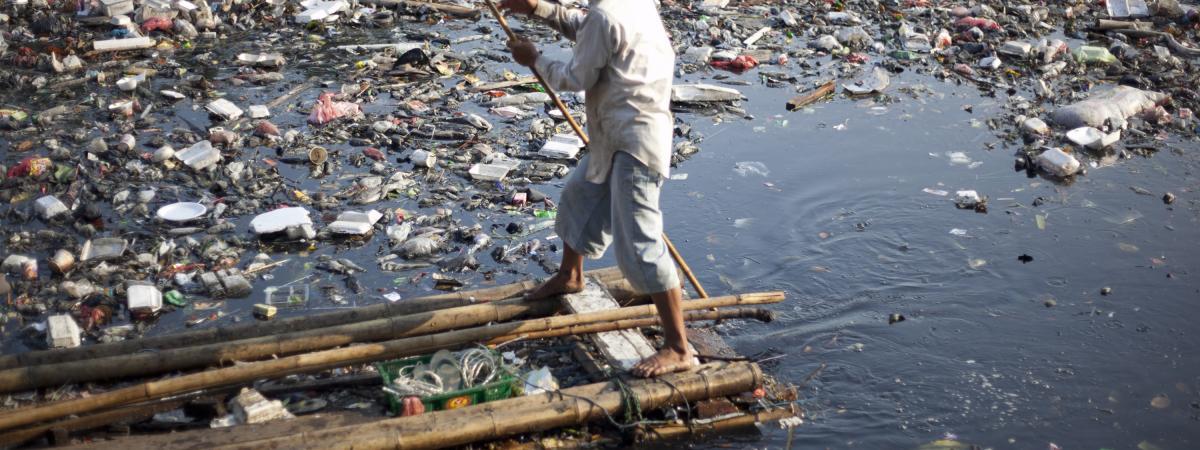 L'Indonésie va changer de capitale à cause du réchauffement climatique