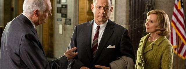 Steven Spielberg Et Tom Hanks Devoilent Le Pont Des Espions
