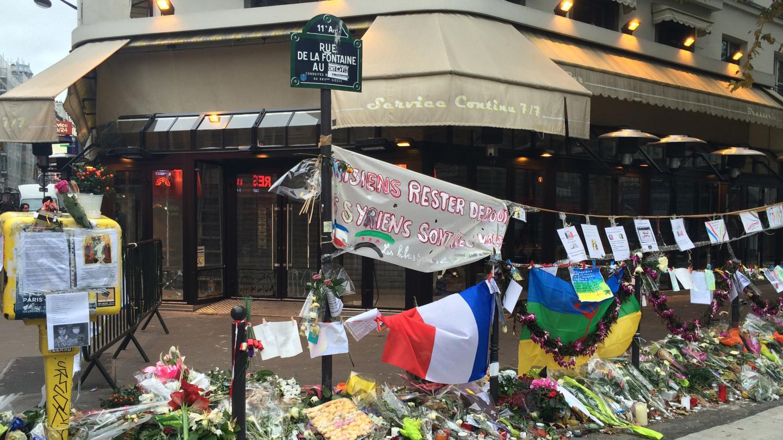 Cafe Le  Cinq Paris E