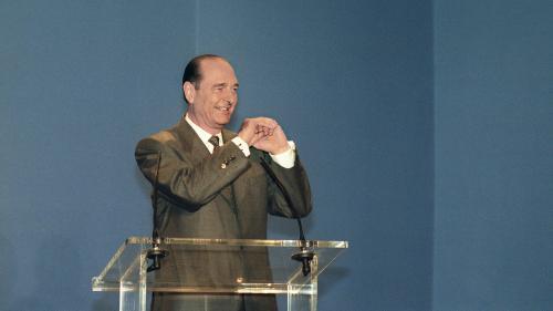 VIDEOS. Cinq moments-clés de la présidence de Jacques Chirac