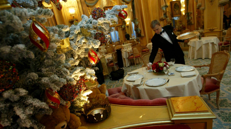 Nouvel an des id es de menus pour le r veillon - Idee buffet reveillon nouvel an ...