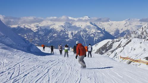 Vacances d'hiver : à Valberg, parents et enfants peuvent skier en sécurité