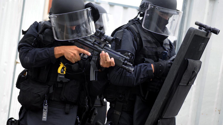 Video comment le gign pr pare ses recrues for Gendarmerie interieur gouv fr gign