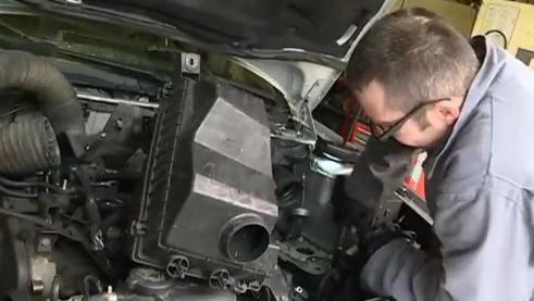 Ille et vilaine le succ s d 39 un garage associatif - Garage associatif rennes ...